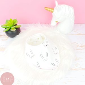 bavoir bandana bio rabbit