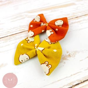 Barrette lapin kawaii
