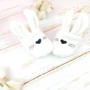 Chausson Lapinou blanc