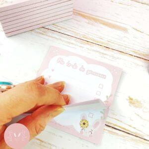 bloc notes de grossesse