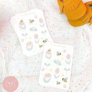 stickersheet Printemps