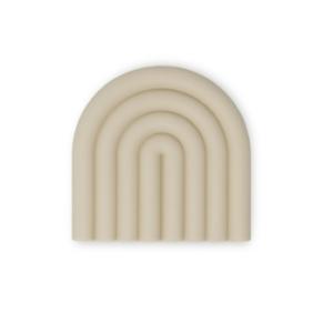 Anneau de dentition Mushi arc en ciel sable