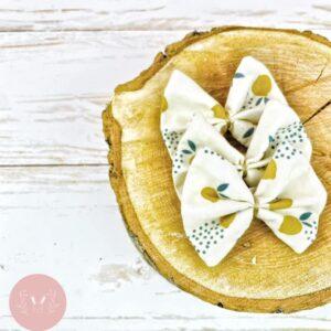 Barrette citron